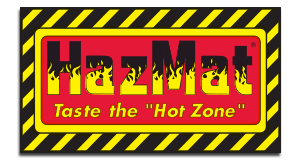 "Hazmat Hot Sauce - Taste the ""Hot Zone"""